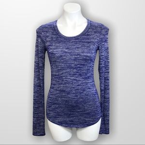 WILFRED FREE Long Sleeve Knit Tee Size Small